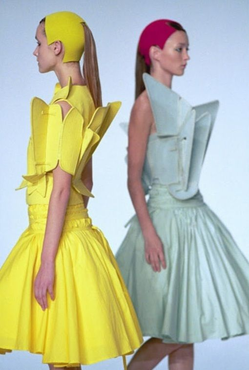 Hussein Chalayan S/S 2000