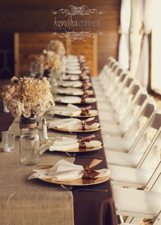 Cross Creek :: Jessica and Cory by Kendra Connor Photography Fall Wedding table decor   Keywords: #fallweddings #jevelweddingplanning Follow Us: www.jevelweddingplanning.com  www.facebook.com/jevelweddingplanning/