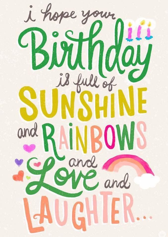 Pin By Paula Simon On Greetings From Me Happy Birthday Love