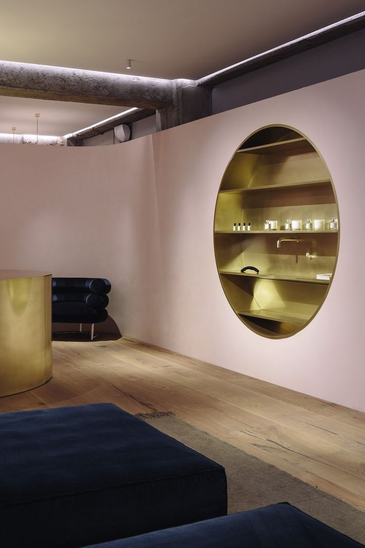 Lonely Boutique in Newmarket, Auckland by Rufus Knight Associates.