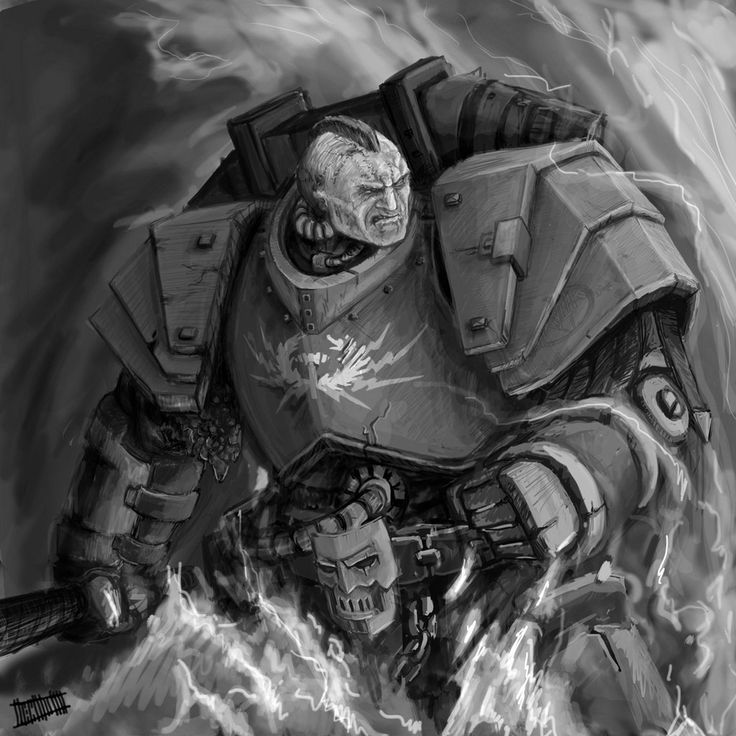 If you think Space Marines are bad ass, don't forget about their predecessors – the legendary Thunder Warriors! I love the story in the first …