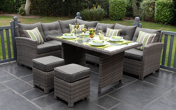 Awe Inspiring Rattan Garden Furniture Outdoor Furniture Rattan Outdoor Home Interior And Landscaping Synyenasavecom