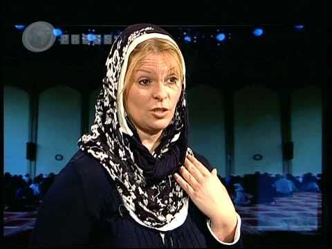 Tony Blair's sister-in-law converts to Islam - YouTube