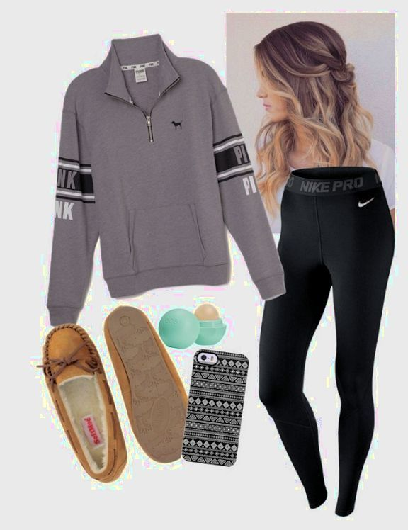 Minus the shoes. I would do sneakers!