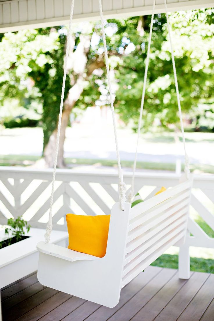 build your own porch swing click through for more before