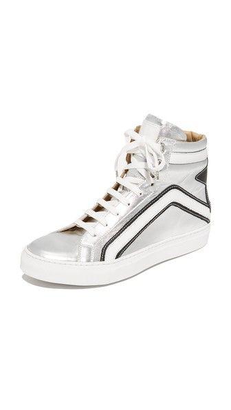 BELSTAFF High Top Sneakers. #belstaff #shoes #sneakers