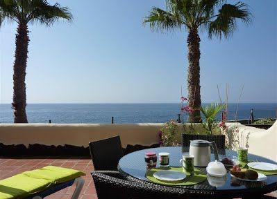 luxe appartementen te huur in Tenerife zuid Costa Silencio verhuur en huren van luxe appartement met frontaal zeezicht en rustig doch centraal gelegen in residenties Maravilla en Balcon Del Mar vlakbij Westhaven Bay en Las Galletas
