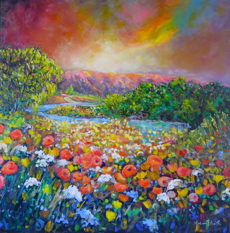 Wild Otago Flowers, Alexandra