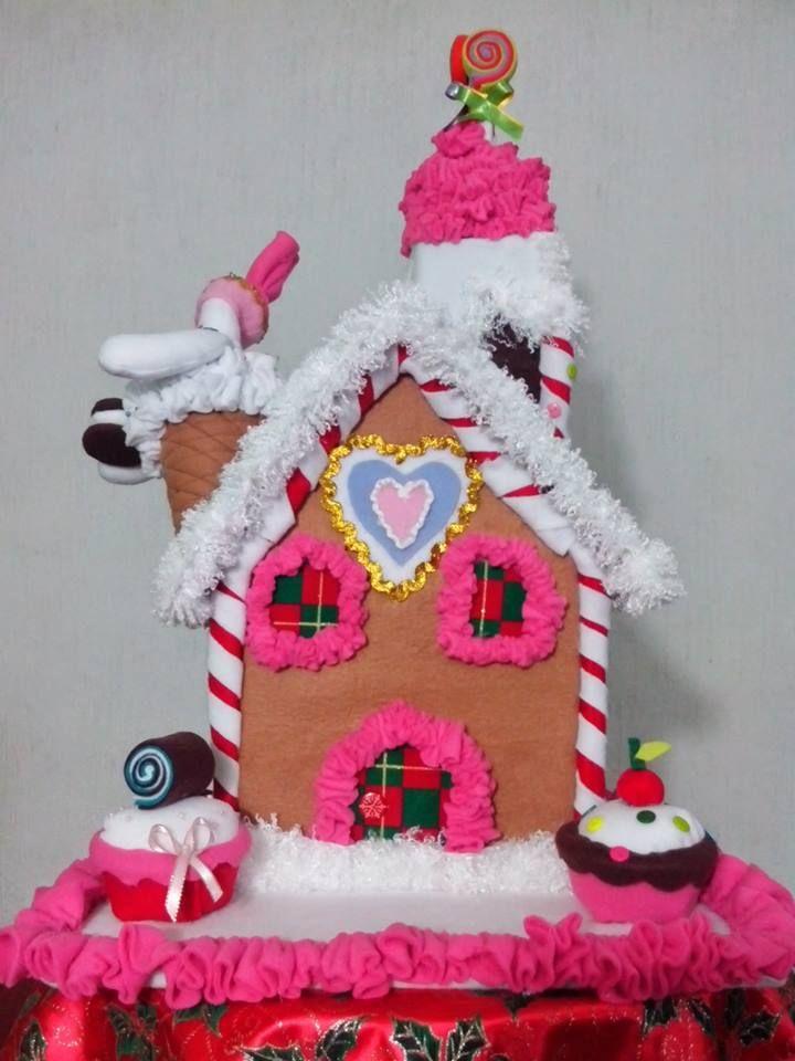 casita de dulces