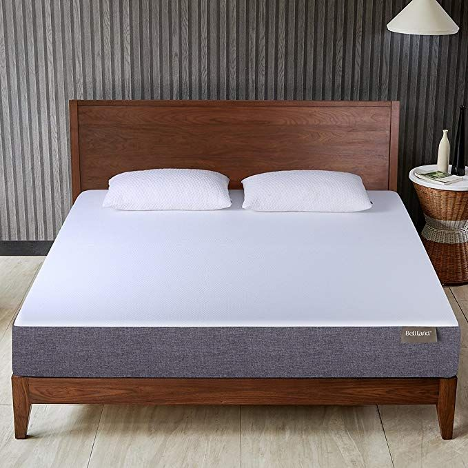 Queen Mattress Bellland 10 Inch Gel Memory Foam Mattress Bed In A Box Sleep Supportive Bed Mattress Memory Foam Gel Memory Foam Mattress Memory Foam Mattress
