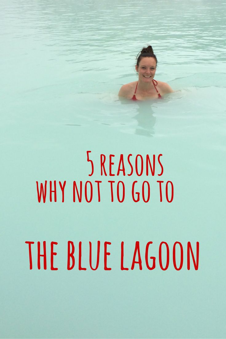 5 Honest reasons why you should not go to the Blue Lagoon in Iceland!