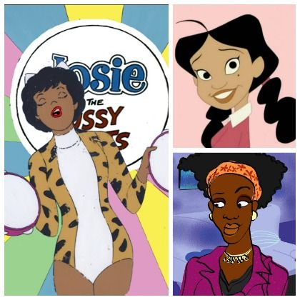 Black Female Cartoon Characters | Animate Me! 10 Black Female Cartoon Characters We Love
