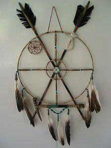 When Native Americans pray to the 4 directions it is a prayer to the spirits of the world, to life & the Great Spirit that encompasses the 4 directions & everything that is. The Medicine Wheel is a symbol that incorporates the 4 directions. Its spokes point east, south, west, & north. The 4 quarters are colored red, yellow, black, & white representing all races, seasons, & stages of life. The circle is the earth, moon & planets. It is the circle of life & all creation.