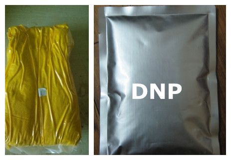 2, 4-Dinitrophenol   Alias: DNP     CAS No: 51-28-5   MF: C6H4N2O5   MW: 184.11   Purity: 98%   Package: 1kg/foil bag   Appearance: Buff monoclinic crystal. Soluble in hot water, ethanol, ethyl ether, acetone, toluene, benzene, chloroform and pyridine insoluble in cold water. Can with water vapor volatilization, heated sublimation.