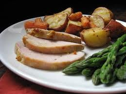 Pork Roast with Potatoes and Carrots in an Electric Pressure Cooker @ Amazing One Pot Meals