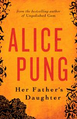 Her Father's Daughter by Alice Pung. At twenty-something, Alice is eager for the milestones of adulthood: leaving home, choosing a career, finding friendship and love on her own terms. Her father fears for her safety to an extraordinary degree – but why? As she digs further into her father's story, Alice embarks on a journey of painful discovery: of memories lost and found, of her own fears for the future, of history and how it echoes down the years.  Set in Melbourne, China & Cambodia.