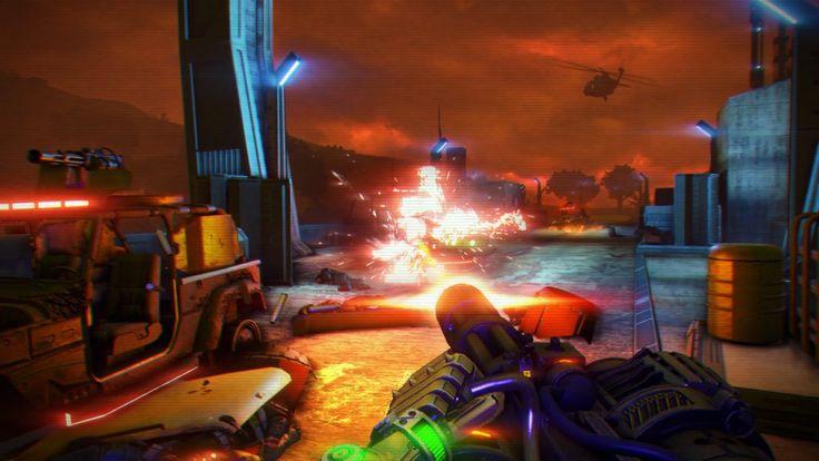 Far Cry 3: Blood Dragon Akan Jadi Game Gratis Bulan November dari Ubisoft