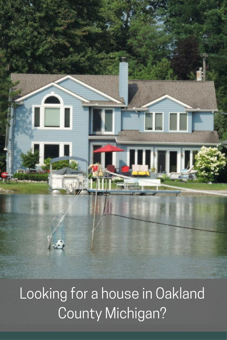 Want a new home and a new watersport hobby in Oakland County Michigan? Find out how!