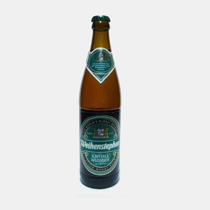 Weihenstephan Kristal Weiss 5.4%