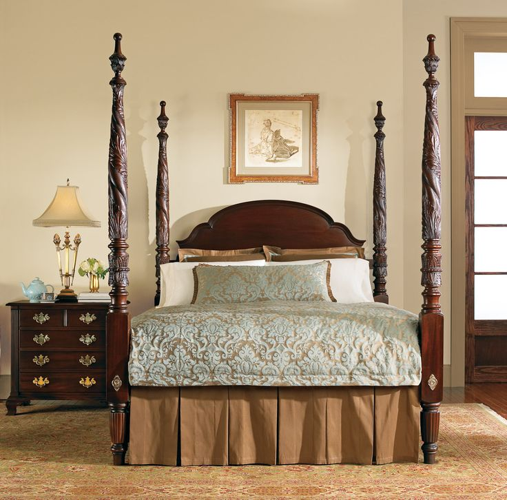 343 best images about classic colonial on pinterest for Colonial beds