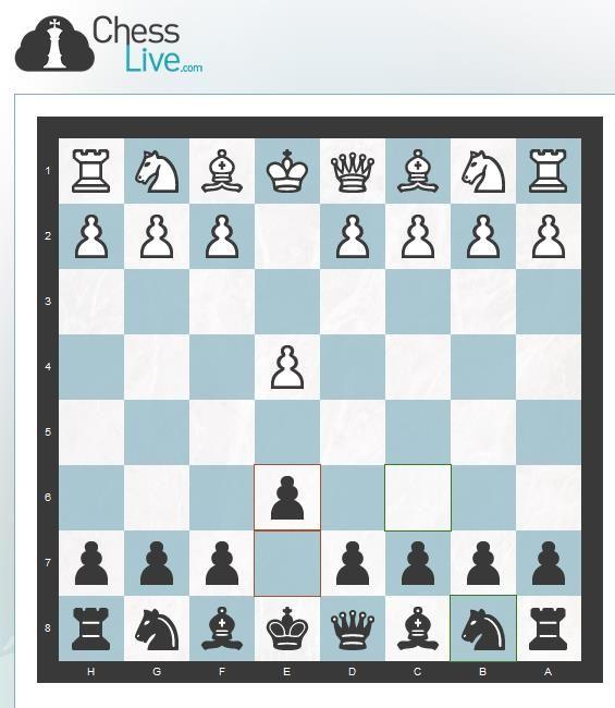 Hemos instalado una función muy importante en Chess Live: PREMOVE. De esta manera podréis dejar vuestras jugadas preparadas y así, justo después de que vuestro rival juegue vuestra jugada se realizará automáticamente. En la imagen lo podéis ver, pero la mejor manera de comprobarlo es jugando una partida :)  Chess Live: http://chesslive.com