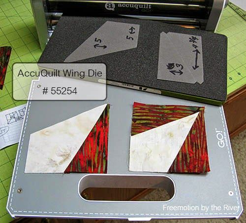 17 Best Images About Accuquilt Go Cutter On Pinterest