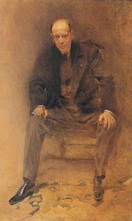 A Arte em Portugal: Columbano Bordalo Pinheiro - Retrato de Eduardo Brazão (1909-1911, MNAC)
