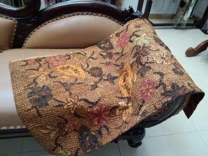 Motif Kipas Kusumo (Kode: 01/60) - 2.40m X 1.14m (eksklusif) - IDR. 1.550.000 -  Order PIN BB: 7E857EC3 - Whatsapp: 081229917576. #batik #dhamparkencono #solo #java #boutique #batiktulis
