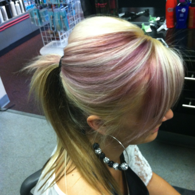 Swell Highlights Blondes And Red Highlights On Pinterest Short Hairstyles For Black Women Fulllsitofus