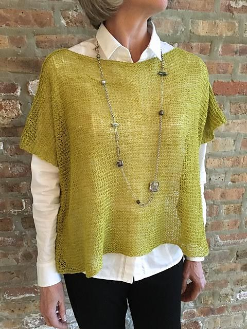 Ravelry: Square-ish by Hilary Carr