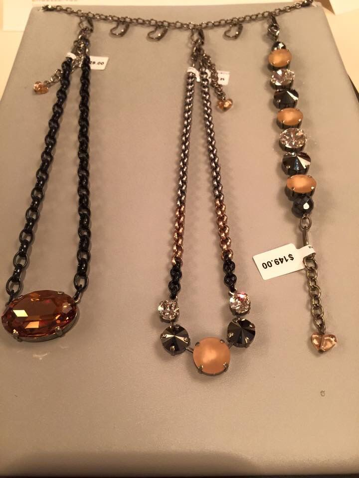 New Sabika Jewelry Spring/Summer 2015 Collection Contact ...