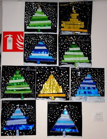 Dagboek Chrys: Kerstbomen