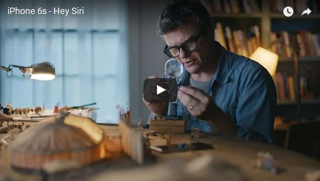 Apple's 'Hey Siri' Ad Shows iPhone 6S and Voice Improvements - iPhone News - Front Page Comments & Discussion - iPhone Forum