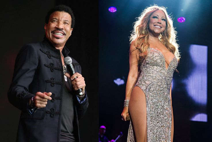 Lionel Richie and Mariah Carey are touring together (With