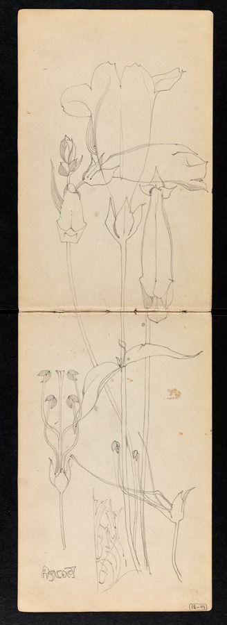 Hunterian Art Gallery Mackintosh collections: GLAHA 53012/9