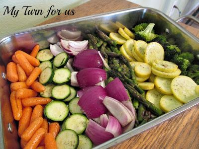 Roasted Veggies: Good Ideas, Definitions Better, Zip Locks, Sound Delicious, Recipes, Healthy Veggies Side, Veggie Sides, Clean Eating Roasted Veggies, Turning