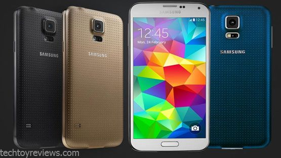 Samsung Galaxy S5 Plus equipped with Snapdragon 805 processor