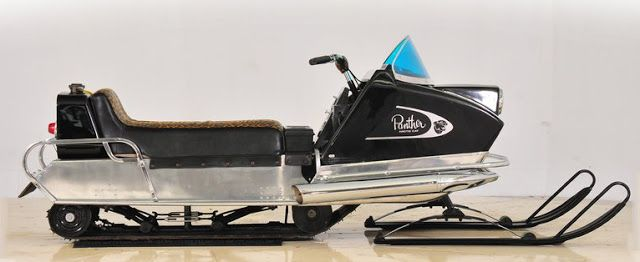 Pipes Auto Sales >> 1968 Arctic Cat Panther with factory optional side pipes | Videos | Snow vehicles, Vintage sled ...