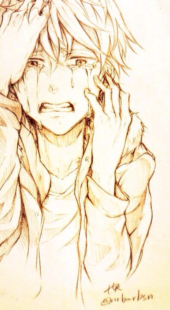 Anime boy llorando                                                                                                                                                                                 Más