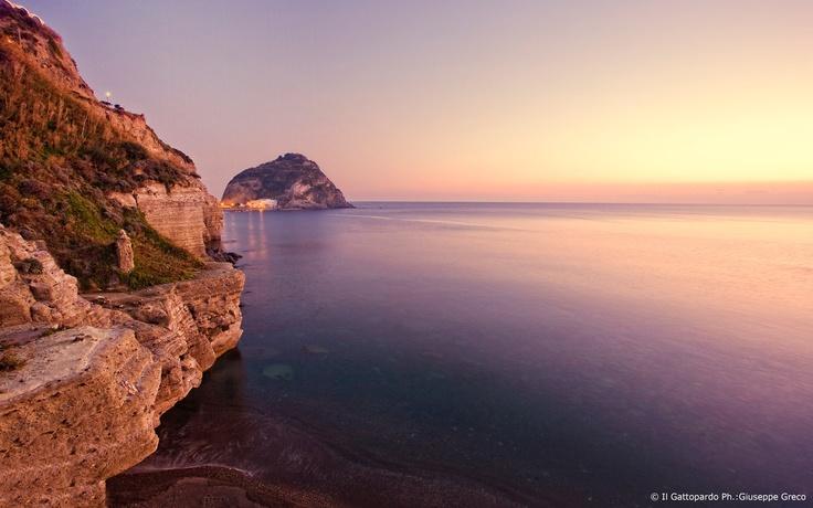 Ischia sunset colors - Il Gattopardo Hotel Terme & Beauty Farm