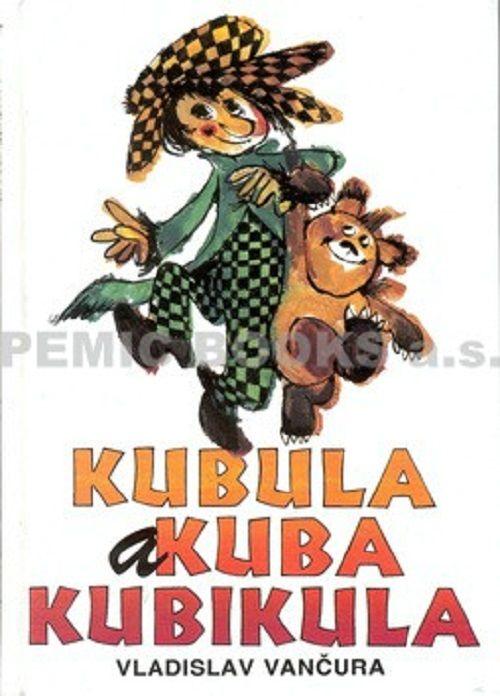 Vladislav Vančura : Kubula a Kuba Kubikula . Illustration Zdeněk Smetana