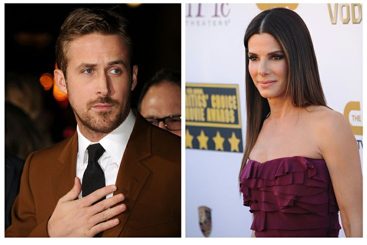 IC Sandra Bullock & Ryan Gosling