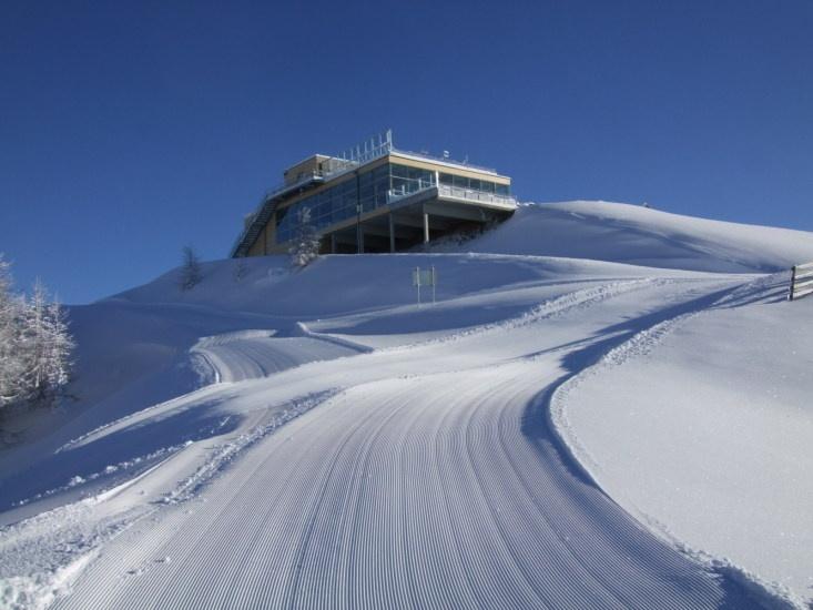 Skigebiet in Kärnten, Bad Kleinkirchheim, St. Oswald