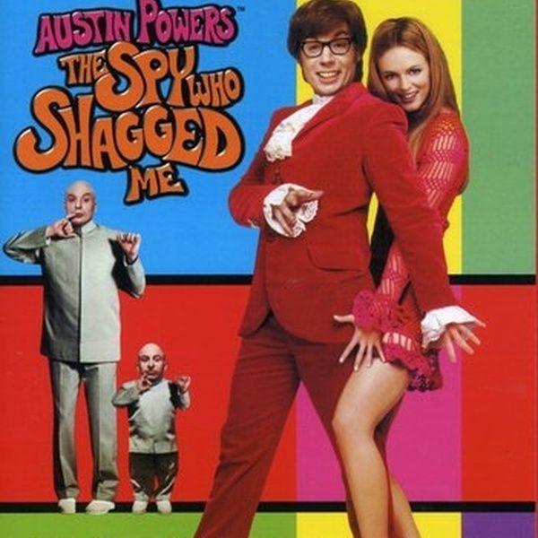 Austin Powers Spy Who Shagged Me Dvd Wish Austin Powers Iconic Movies Austin