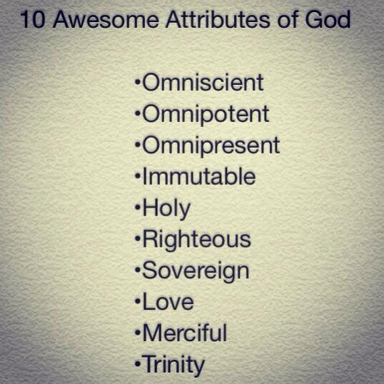 qualities of god A-level (as and a2) philosophy of religion section looking at the attributes of god topics include eternal and everlasting god, omnibenevolence, omnipotence.