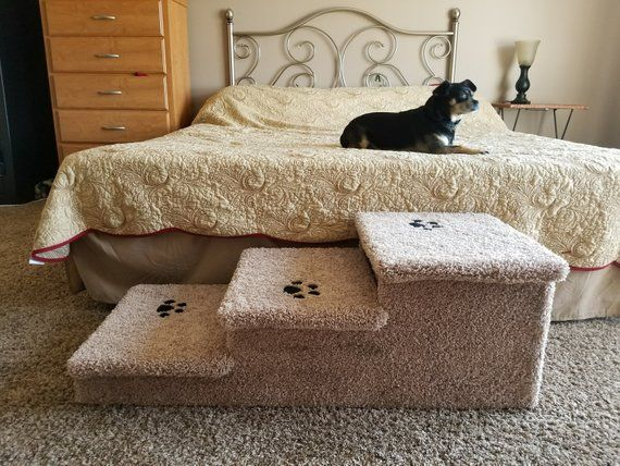 Sturdy Dog Stair For Big Dogs 5 80 Lbs Made In Usa By Hampton