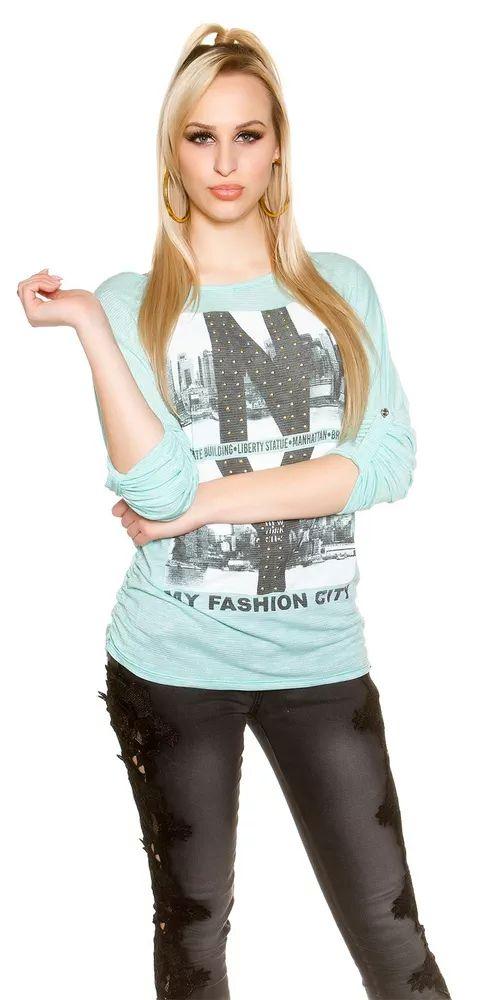 Dámské tričko NY