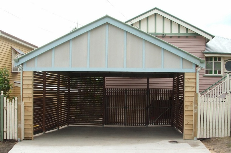 Carport Creative Fix For Carport Screen Pinterest