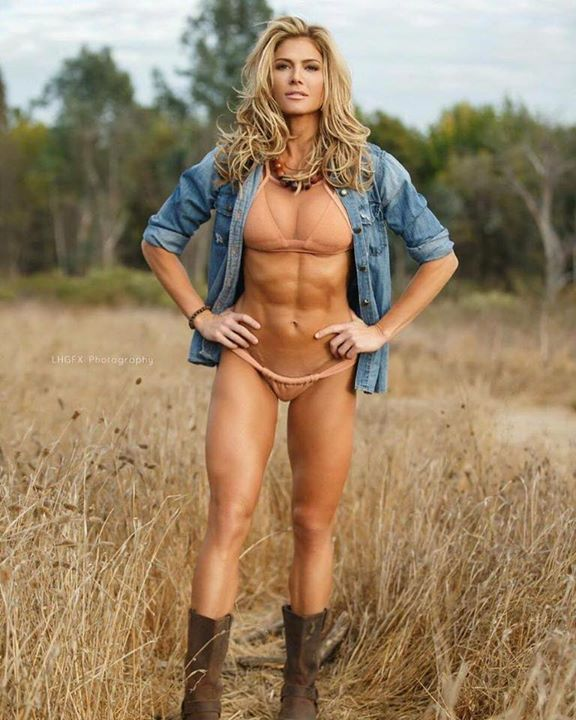 Torrie Wilson. Over 40 and beautiful!