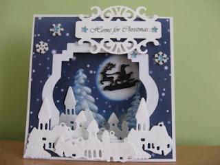 Moja twórczość radosna...: 7. Christmas in July...
